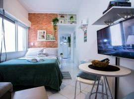 Sossego na Cidade Baixa, apartment in Porto Alegre