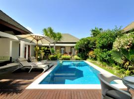 Seven Kejora, hotel with pools in Sanur