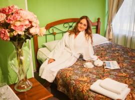 Edem Hotel, hôtel à Chubynske près de: Aéroport international de Kiev Boryspil - KBP