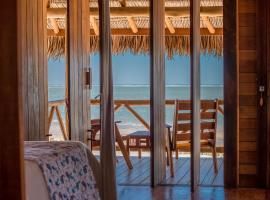 Jaguaribe Lodge e Kite, hotel em Fortim