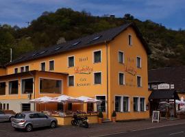 Hotel Cafe Restaurant Loreleyblick, Hotel in der Nähe von: Simmerkopf, Sankt Goar