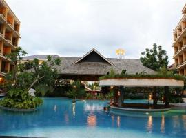 LK Mantra Pura Resort, hotel in Pattaya