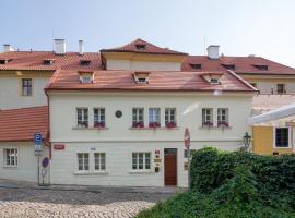 Apartments U Zlatého Gryfa, hotel near Strahov Monastery, Prague