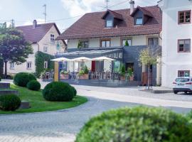 Gasthaus und Pension Zur Linde, Privatzimmer in Rot an der Rot