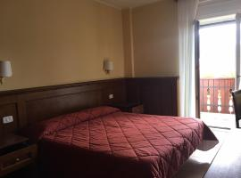 Hotel Sporting, hotel a Roccaraso