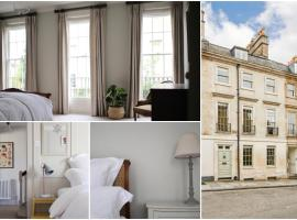 Wood's Townhouse - Central. Spacious. Luxurious, budget hotel in Bath