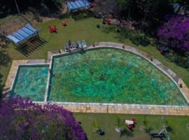 Pousada Serra Verde, pet-friendly hotel in Capitólio