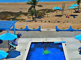 Villa Star of the Sea, hotel en Barra de Navidad