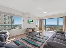 Sunshine Towers Holiday Apartments, hotel in Maroochydore