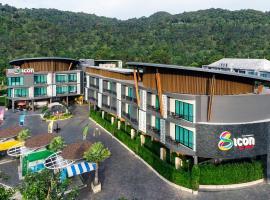 8 Icon Ao Nang Krabi, hotel in Ao Nang Beach