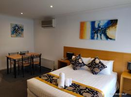 Coachman Motel and Holiday Units, motel in Cowes