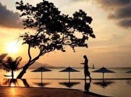 Deva Beach Resort Samui, отель в Чонгмон-Бич