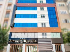 GRAND ŞAH OTEL, hotel in Eskisehir