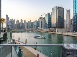 Grand Millennium Business Bay, hotel near Gold & Diamond Park, Dubai