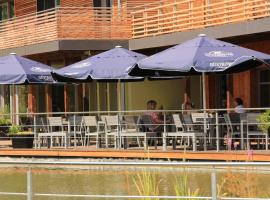 An der Metow - Ferienpark Plau am See, Hotel in Plau am See