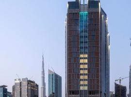 Grand Millennium Business Bay, hotel with jacuzzis in Dubai