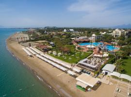 Fun&Sun Family Club Belek, отель в Белеке