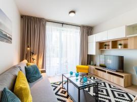 Feniks Apartamenty - Baltic Summer SPA, spa hotel in Kołobrzeg