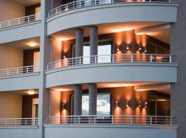 Hotel Laguna, hotel u Ulconju
