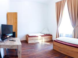 FMM Hostel, hotel in zona Aeroporto di Memmingen - FMM, Memmingen