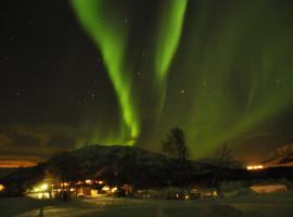 Gullesfjord Camping, Campingplatz in Gullesfjord