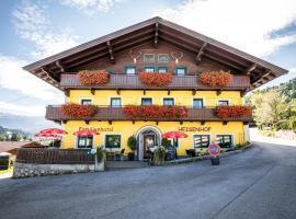 Hotel Apart Garni Heisenhof, hotel near Brandstadl, Westendorf
