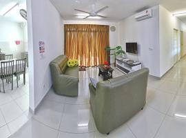 HITS Homestay, apartment in Bayan Lepas