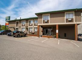 Sandman Inn & Suites Kamloops, hotel in Kamloops
