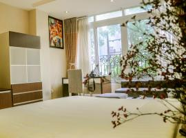 Sunny Serviced Apartment, hotel in Ho Chi Minh City
