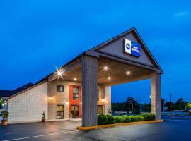 Best Western Galaxy Inn, hotel near Delaware State Visitor Center, Dover