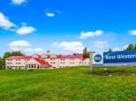 Best Western White Mountain Inn, hôtel à Franconia