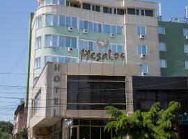 Hotel Megalos, hotel in Constanţa