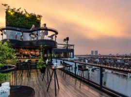 Hanoi La Siesta Diamond Hotel & Spa, отель в Ханое