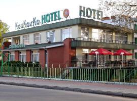 Hotel Kaukaska, hotel near Zielona Gora/Babimost Airport - IEG, Wolsztyn