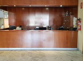 Hotel Reina Isabel, hotel in Lleida
