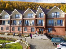 Hotel complex Baikalskiy Rai, guest house in Kultuk