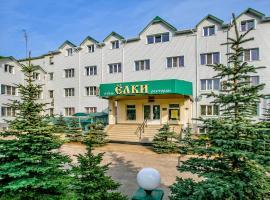 Гостиница Ёлки, отель в Калуге