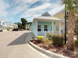 Palm Tree Paradise, villa in Myrtle Beach