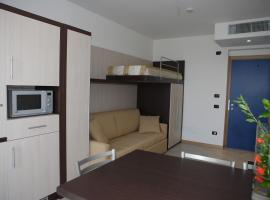 Eraclea Palace Appartements, hotel a Eraclea Mare
