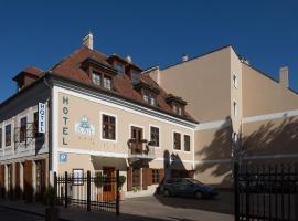 Fonte Hotel, hotel en Győr