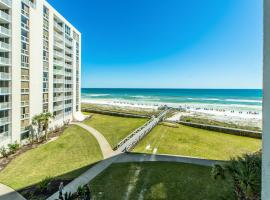 Shoreline Towers 2052 by RealJoy Vacations, serviced apartment in Destin