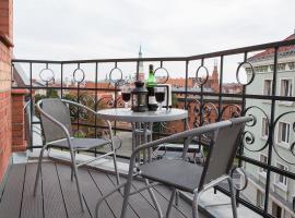 Living Apartments Poznań – apartament w Poznaniu