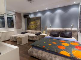 Central Park Apartments, apartment in Belgrade