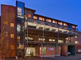 Hotel Olympica, hotel in Brig