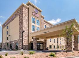 Comfort Suites Denver near Anschutz Medical Campus, hotel near National Jewish Health, Aurora