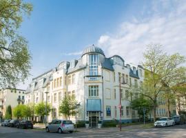 Best Western Hotel Geheimer Rat、マクデブルクのホテル