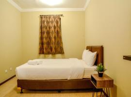 Big 2 BR Apartment Grand Palace Kemayoran By Travelio, hotel in Jakarta