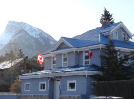 Blue Mountain Lodge Bed & Breakfast, B&B in Banff
