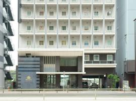 APA Hotel Tennoji-Ekimae, hotel in Osaka