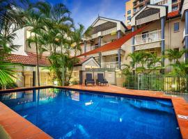 Quest on Story Bridge, hotel in Brisbane